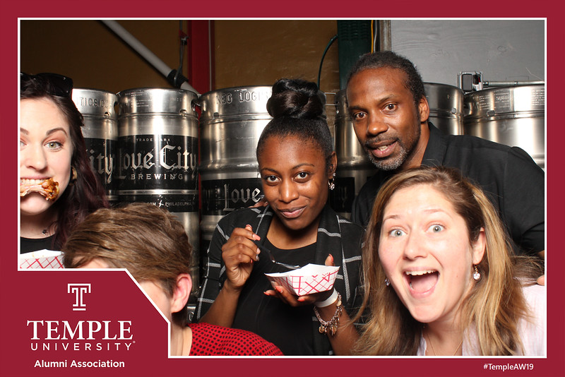 Temple University Happy Hour 2019