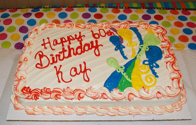 Kay Appel's 60th birthday party