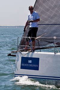 Commodores Cup Cowes UK 2012