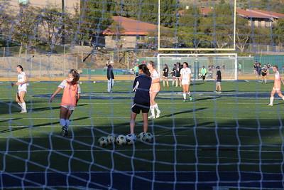 2015_02_25 CIF Open Div QtFinals Girls Soccer LCC 3 vs Westview 2