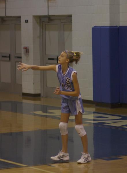 Jr. High Volleyball 2009-10