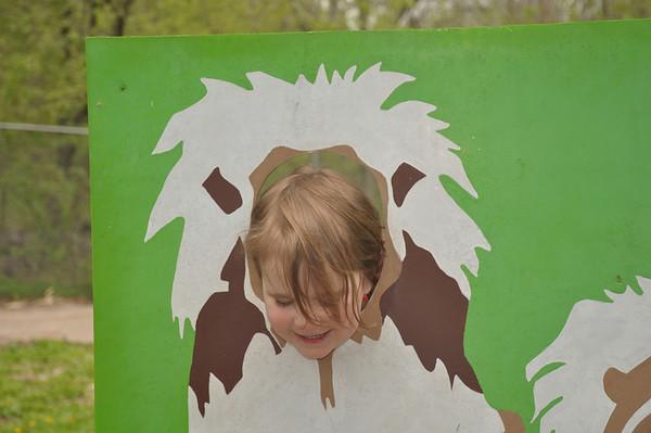 Caroline - Walker Elmood Zoo 5-3-14