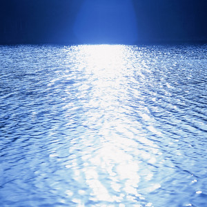 Sunlight on water
