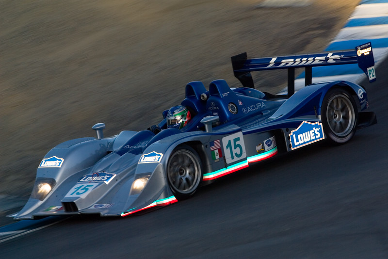 2007 10/19 to 10/21: Monterey Sports Car Championships