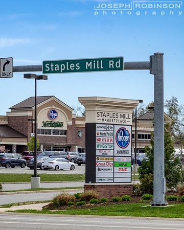 Staples Mill Marketplace