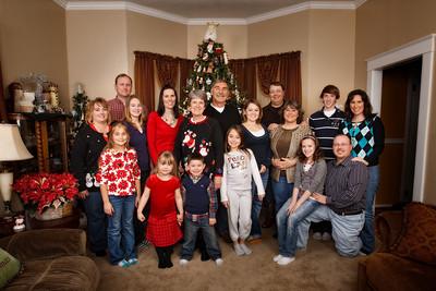 Burns Family : 2010