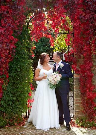 Jackie and Lee Beale Wedding