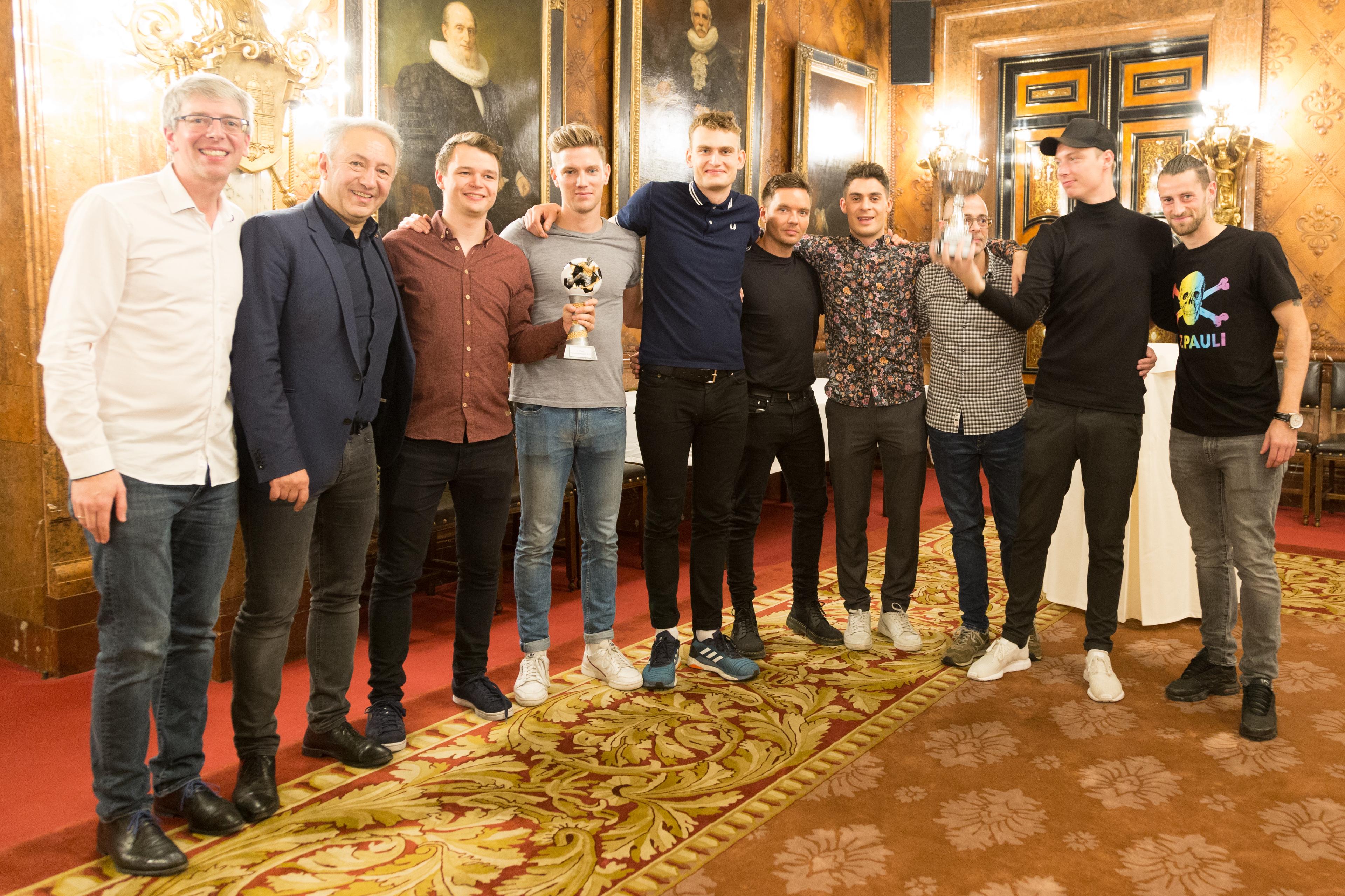 1st place: Pan Fodbold Copenhagen