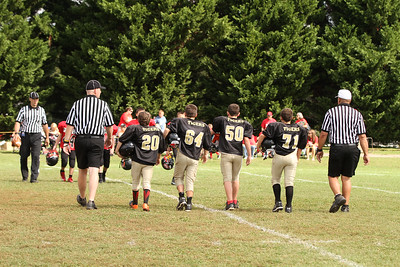 9-27-14 Mighty Mites Vs Ray Childers