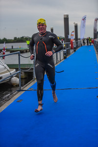 Cardiff Triathlon - Wave 3 - Yellow Hat