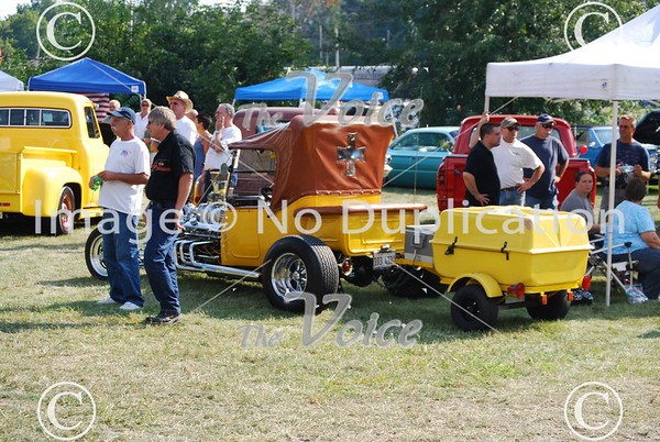 South Elgin's 17th Annual RiverFest Express 2013 Aug. 15 - 18