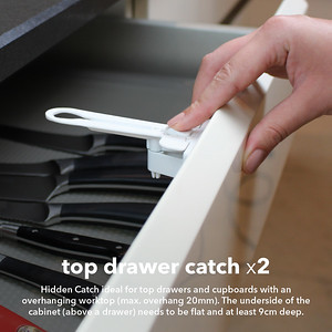 Top Drawer Catch