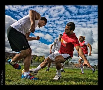 Study in Soccer