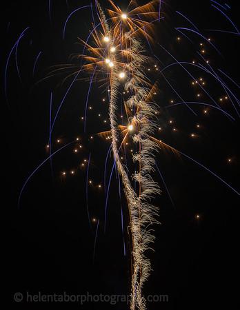 Whixley fireworks 2016