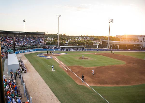 #9 FGCU Baseball vs Miami