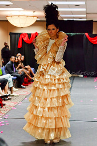17 Days Of Fashion Anthony Henderson Show at The Hilton