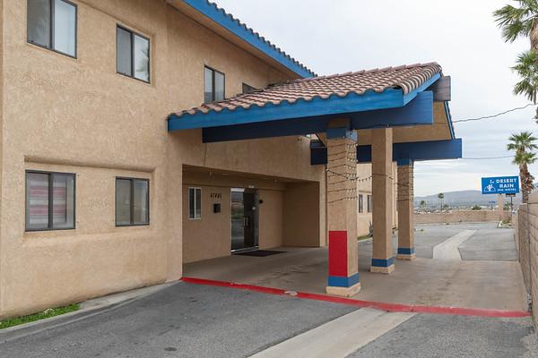 Desert Rain Hotel