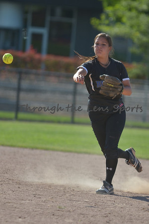 Montana Blast vs. Fury ASA Softball