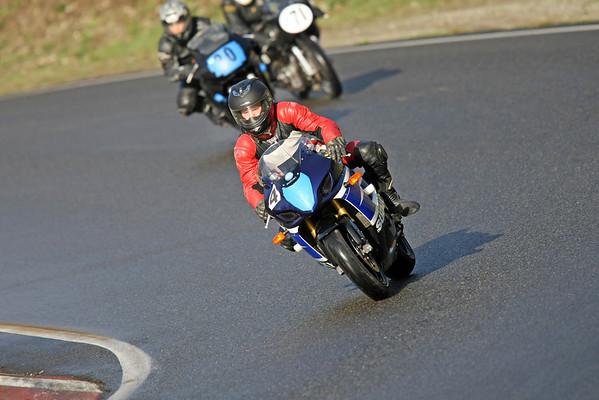 #4 - Blue Suzuki