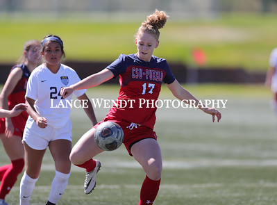 CSU-Pueblo vs Colorado Christian WSOC