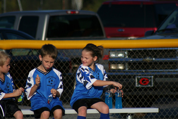Alyssa & Camden's Soccer