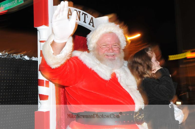 Christmas Parade 2012