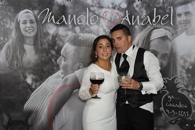 Boda Anabel & Manolo 09-09-2017
