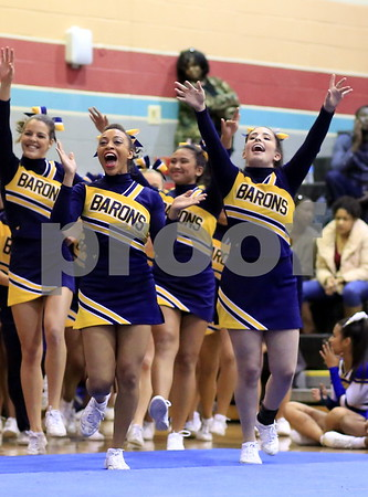 BCC -- 2015 MCPS Cheer Championships