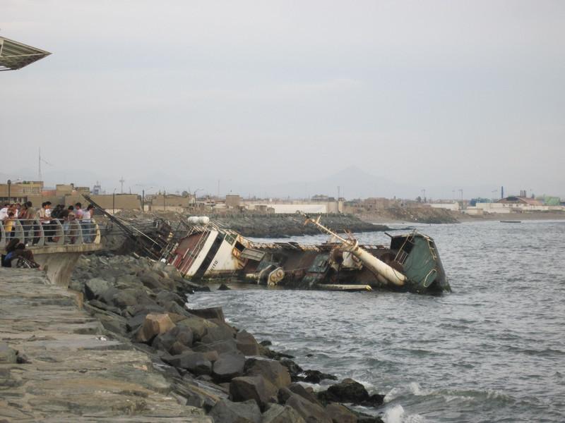 Chimboate Shipwreck