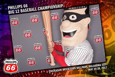 170524-28 Phillips 66 Big 12 Baseball Championship