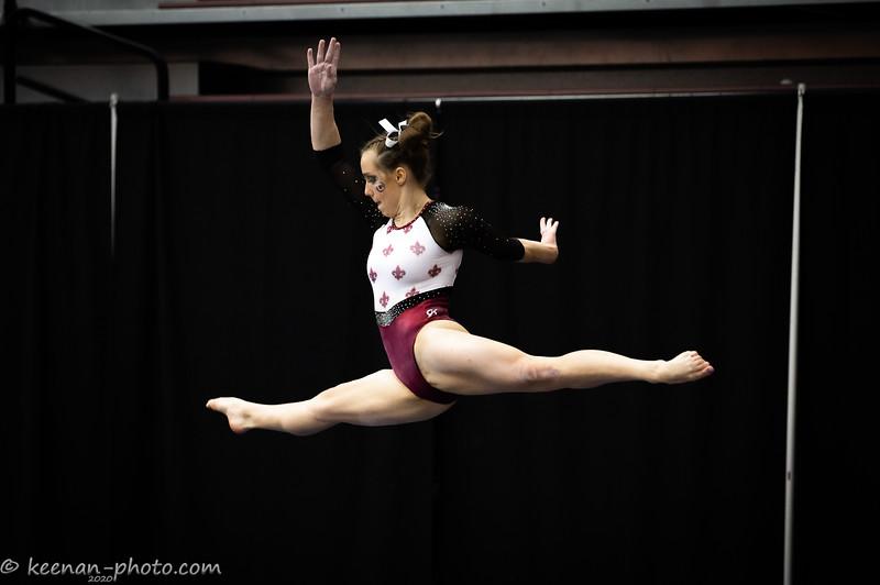 Ladies Gymnastics