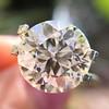 3.86ct Old European Cut Diamond GIA K VS2 32
