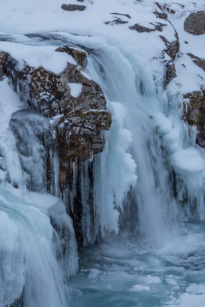 Kirkjufell and Falls