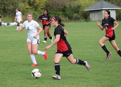 US Girls Soccer vs NWC 9-30-21
