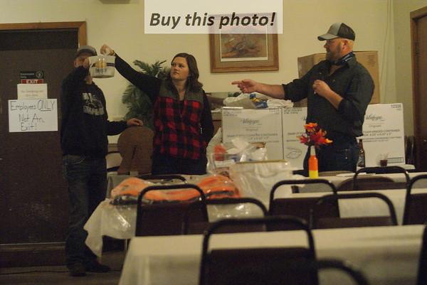 Bonanza Valley TrailBlazers banquet 10-31