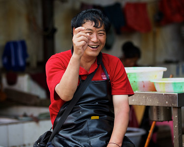At Zhongyi Market