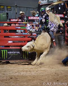 PBR 2015 Last Cowboy Standing - Round 3