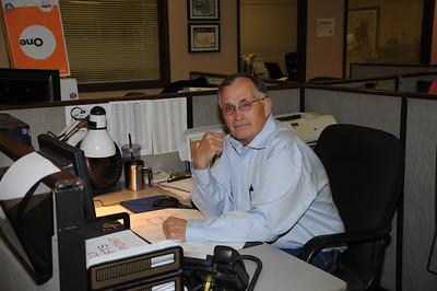 5-16-2014 George Horton Retirement