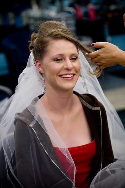 Wedding Day - Getting Ready
