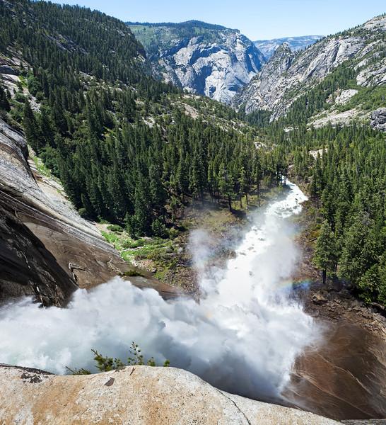 3743 Nevada Falls