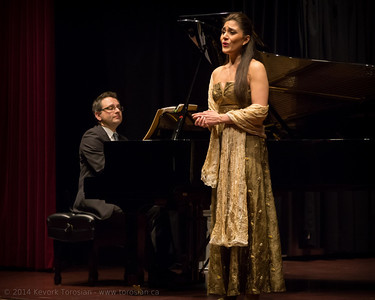 Solange Merdinian concert