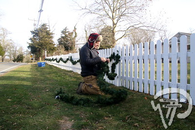 TOWNWIDE — decked out for the holidays . . . throughout the town — Orleans, MA 2018