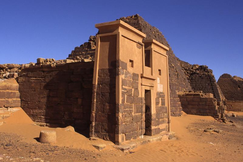 Pyramiden von Meroe