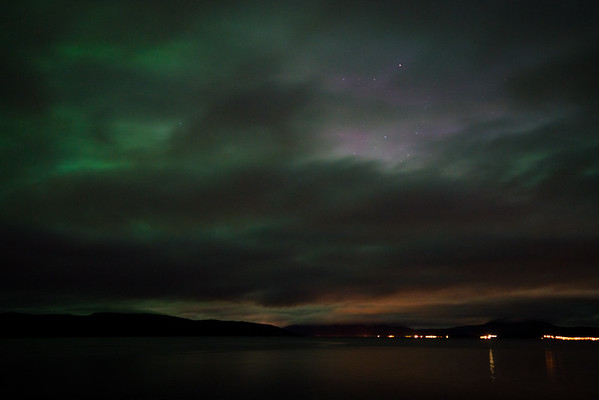 Northern Light - Tromso, Norway Prints