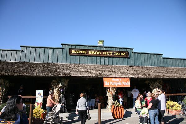 Valley Center - Bates Nut Farm