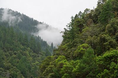 Sue&Rich-Rogue River Canyon hike