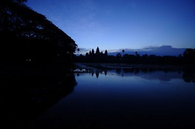 Cambodia: A feel, a sense