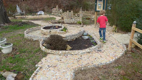 2012 - 12 - Calhoun Prayer Garden