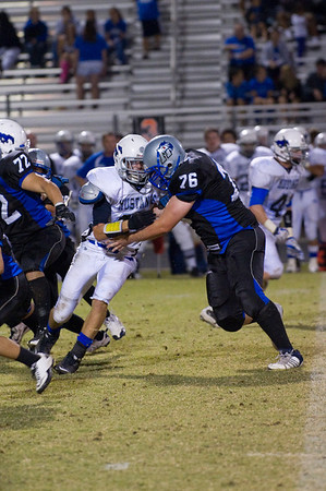 2010-11-05 MHS Varsity vs Dobson