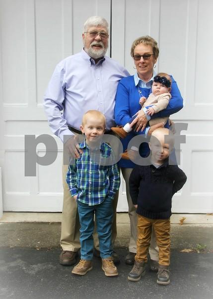 Hetrick Family 2016